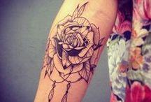 Tattoos / by Danielle Thompson