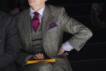 Fashion :: Menswear / by Tuere Wiggins