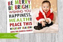 Christmas / by Veronica InvitingPrintables