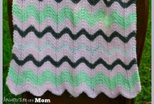 Knitting & Crochet / Knitting crochet and other yarn based projects to make
