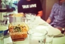 Design lunch/dinner