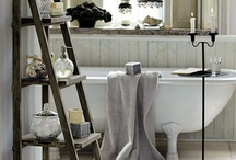 the kids bathroom / by Wendy Gray
