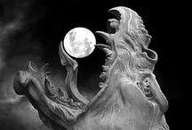 Mythology. / by Jennifer Oursler