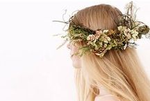 Floral Crowns & Headdresses