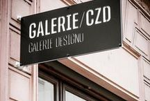 GALERIE/CZD / Since 2010, CZECHDESIGN operates independent design gallery - GALERIE/CZD. We bring mostly young scene.