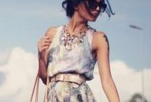 Style&Fashion :: Spring/Summer / by Anna Lin
