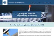 Web Design portfolio / Websites that I have designed.