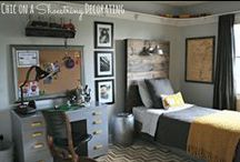 Miles Room Redo / by Ginny Ritenour