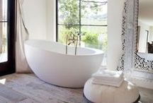 Bathroom Ideas / by Moselle Pereira