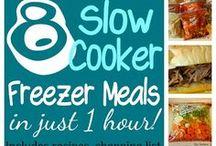 Freezer Recipes / by Ginny Ritenour