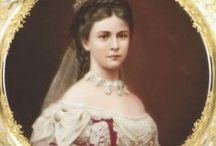 Empress Sisi and family / Empress Elizabeth of Austria and Hungary  / by Linda