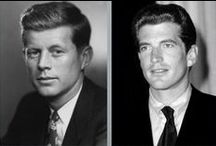 Kennedy lore / anything related to Jackie and JFK / by Linda