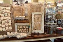 Jewelry Display ideas / by Laura Pazo