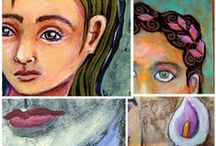 My Online Art Classes / Fun self paced classes, you can watch at any time