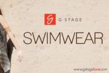 SWIMWEAR / by G-Stage | www.gstagelove.com