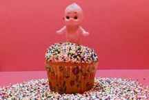 Kitschy Cupcakes / Follow my Kitschy Cupcakes page on Facebook :)