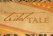 TRIBAL TALE PLUS / by G-Stage | www.gstagelove.com