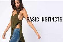 Basic Instincts / by G-Stage | gstagelove.com