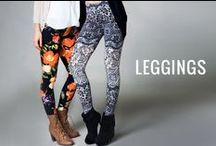 Leggings / by G-Stage | gstagelove.com