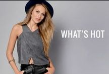 What's Hot / Everything in women's fashion from fall to winter, to contemporary, plus size, leggings, denim, accessories and much more  Shop What's New at GS LOVE: https://goo.gl/l3ugL0