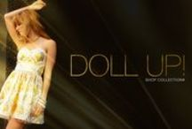 *DOLL UP!* / http://bit.ly/1CxWoa8 / by G-Stage | www.gstagelove.com