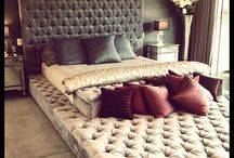 ZZZZZ / We spend 1/3 of our lives sleeping. Luxurious beds, sheets, blankets, pillows and better sleep tips.