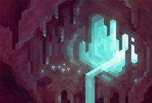Pixelgrinder / by Christopher Wahamaki