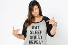 Get Graphic / Graphic inspired tees, shirts and tanks that will surely get you motivated and inspired.   https://www.gstagelove.com/shop/collections/category/graphic_content / by G-Stage | gstagelove.com