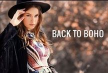 Back To Boho / by G-Stage | gstagelove.com