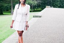 Little White Dress / Gorgeous white dresses