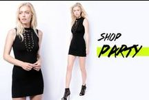 Shop Party / Everything in women's fashion from spring to summer, to contemporary, plus size, leggings, denim, accessories and much more  http://www.gslovesme.com