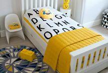 Boy's Room Decor Inspiration