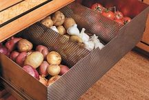 Kitchen Organization Ideas / From the web...