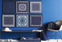 Blue Rooms / These blue rooms will make you smile.