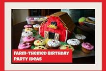 Birthday Party Theme, Cakes, Gift Ideas / momstown loves great themes and ESPECIALLY those for Birthday parties!! Awesome Birthday gift, cake and themed ideas here.