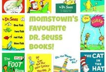 Dr Seuss Crafts, Learning Activities, Book Reviews and Snacks / Dr Seuss fun! Such a huge supporter of literacy, momstown loves to use Seuss books for inspiration for crafts & activities. Some of our favourite ideas we've found. March 2 is Dr Seuss' birthday!