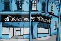 Cornerstone Cafe / by Guelph Food