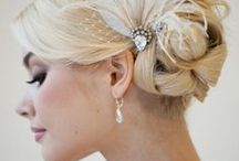 Wedding Hair Styles / by Victoria Belle Mansion