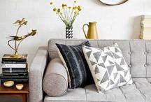 Inspirational interiors / Interior design / by Jenny Kellerman Pillay