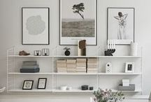 White & Pale  / White, pale and very interesting interiors