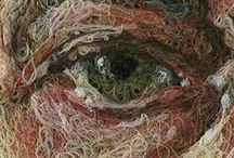 Fiber, Quilting, Embroidery