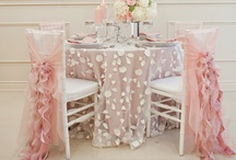 In Love with Linens! / Special Event and Wedding Linens