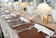 Dining and table setting
