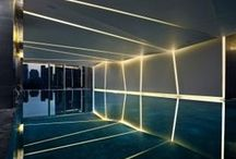 Spa design / Spa's from around the world and their amazing interior design