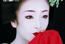 Colours of a Geisha