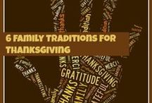 Thanksgiving Crafts, Recipes, Activities, & Fun / Thanksgiving is about Family, Turkey and Fun. Enjoy our Thanksgiving board!