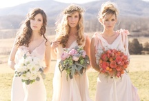 a Wed : Bridesmaids / by Kathryn Irby