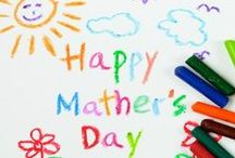 Mother's Day crafts, gift ideas and recipes / Stories to inspire or connect, great crafts, gift ideas and recipes for celebrating a special day with Mom and Grandma!