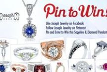 Joseph Jewelry Contests / by Joseph Jewelry