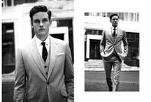 MEN'S SS14 FEATURES / Fashion features from the REISS spring summer 2014 collection / by REISS